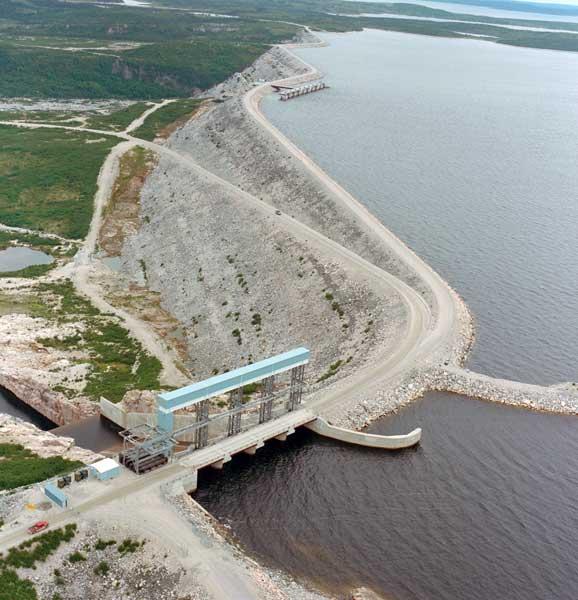 Ouvrages De Retenue Barrages Hydro 233 Lectricit 233