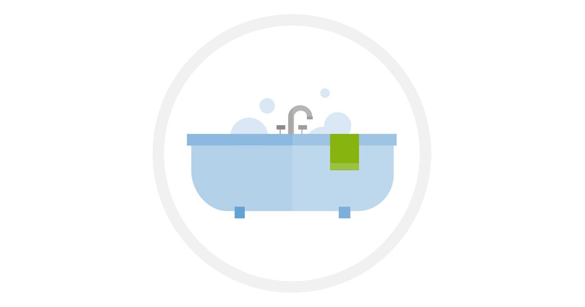 Consommation de l eau chaude hydro qu bec for Consommation eau chaude moyenne