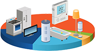 outils de calcul de la consommation | hydro-québec - Consommation D Electricite Dans Une Maison